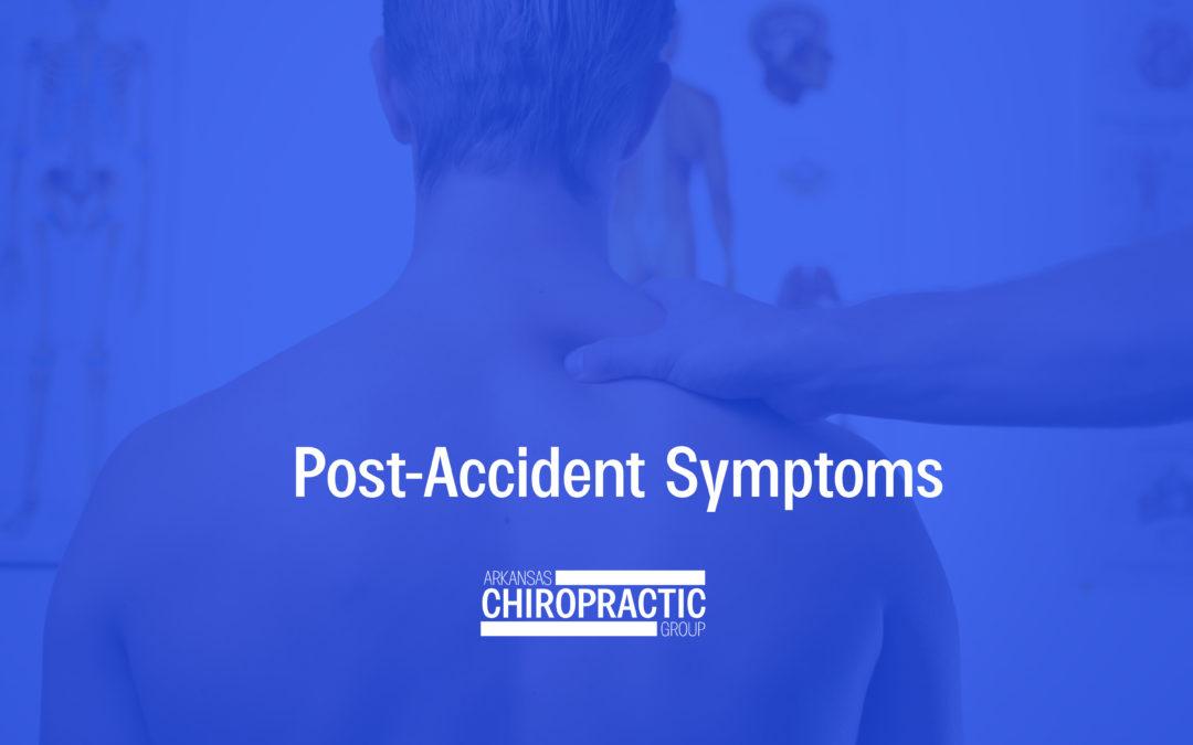 Post-Accident Symptoms