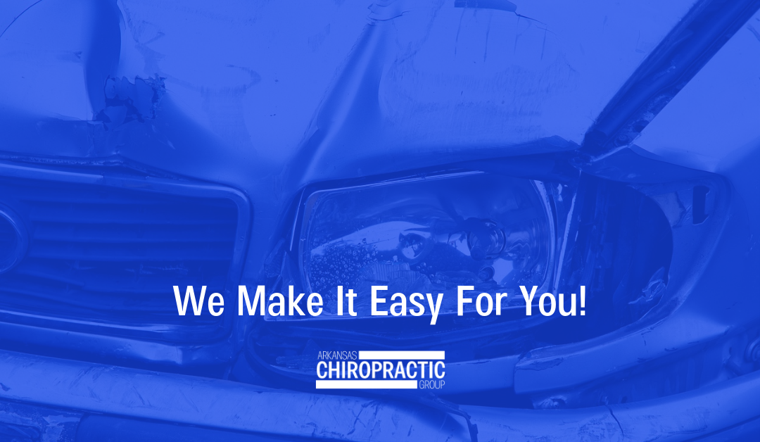 We Make Claims Easy For You!