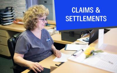 Claims & Settlements