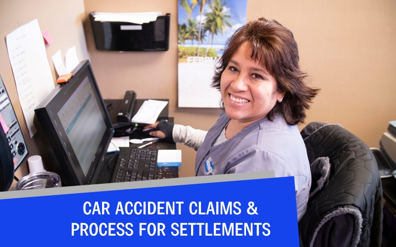 Car Accident Claims & Process for Settlements